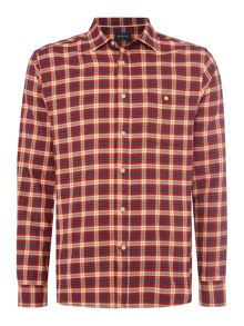 Howick Williamsburg Check Long Sleeve Shirt