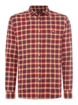 Williamsburg Check Long Sleeve Shirt