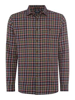 Hornsea Check Long Sleeve Shirt
