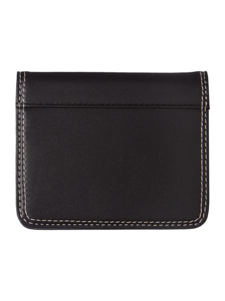 Tula Violet black small card holder