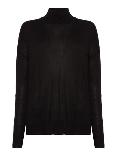 Vero Moda LONGSLEEVED HIGH NCECK KNITTED JUMPER
