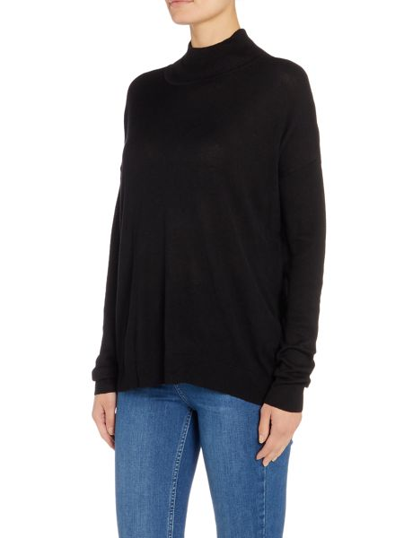 Vero Moda Longsleeved High Neck Knitted Jumper