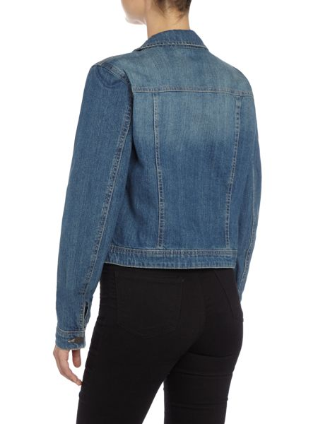 Vero Moda LONGSLEEVE DENIM JACKET