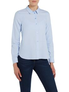 Vero Moda Long Sleeve Oxford Shirt