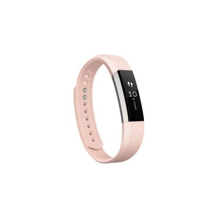 Fitbit Alta Blush Pink Leather Accessory Band, Large