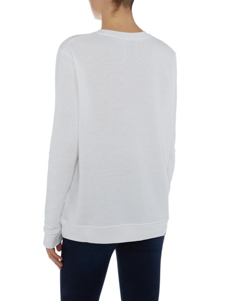 Zoe Karssen Knitted Blouse Shirt