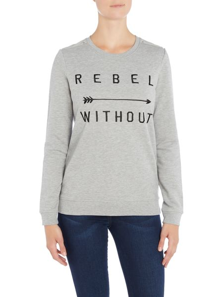 Zoe Karssen Rebel Sweatshirt