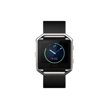 Fitbit Small Blaze Smart Fitness Watch, Black