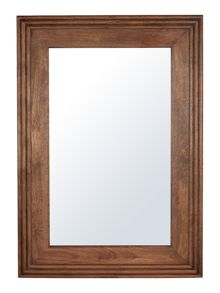 Gray & Willow Merla wood mirror
