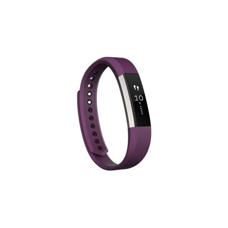 Fitbit Large Alta Fitness Wristband, Plum