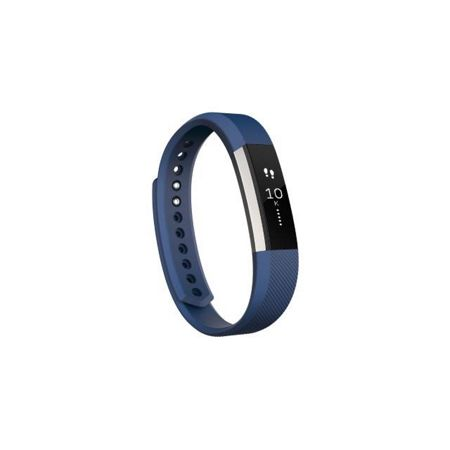 Fitbit Large Alta Fitness Wristband, Blue