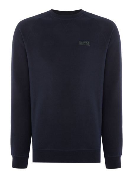 Barbour Small logo crew sweat