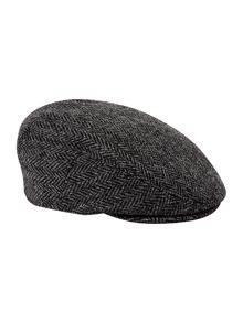 Failsworth Harris tweed flat cap
