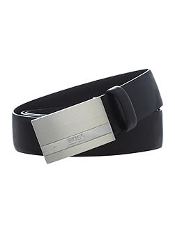 Baxton Smooth Leather Belt