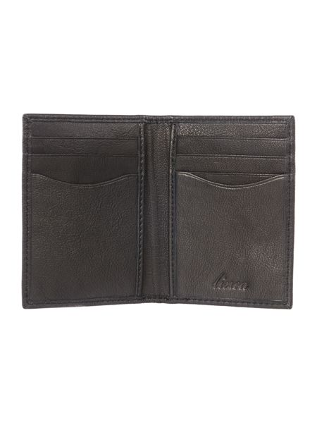 Linea Grain Leather With Card Holder