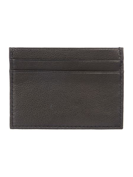 Linea Grain Leather Card Holder