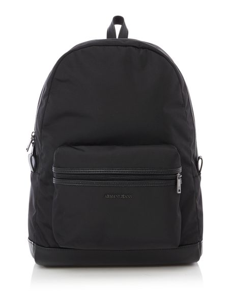 Armani Jeans Logo Backpack