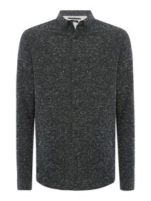 Only & Sons Speckled Long Sleeve Shirt