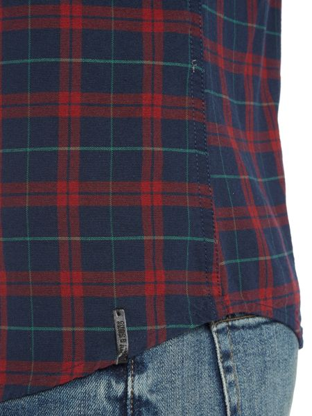 Only & Sons Checked Long Sleeve Shirt