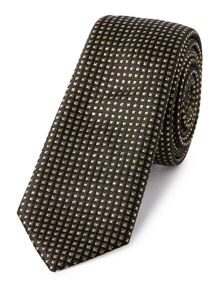 Label Lab Hutchence Textured Lurex Tie