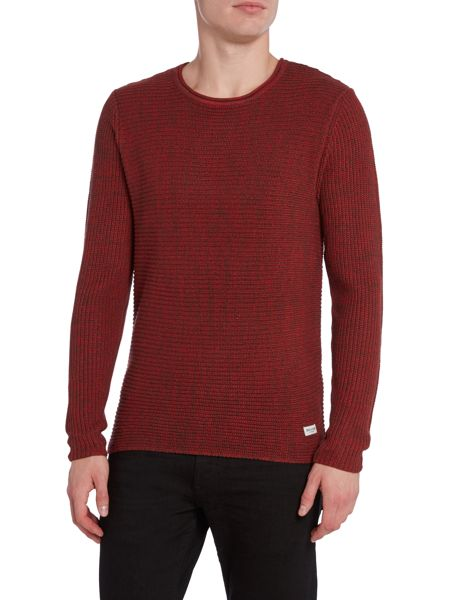 Only & Sons Twisted Knitted Jumper