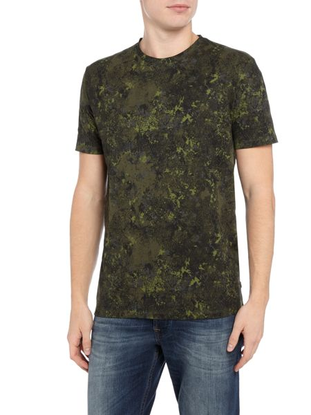 Only & Sons Multi Printed Crew Neck T-shirt