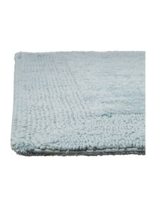 Luxury Hotel Collection Velvet touch reversible bath mat