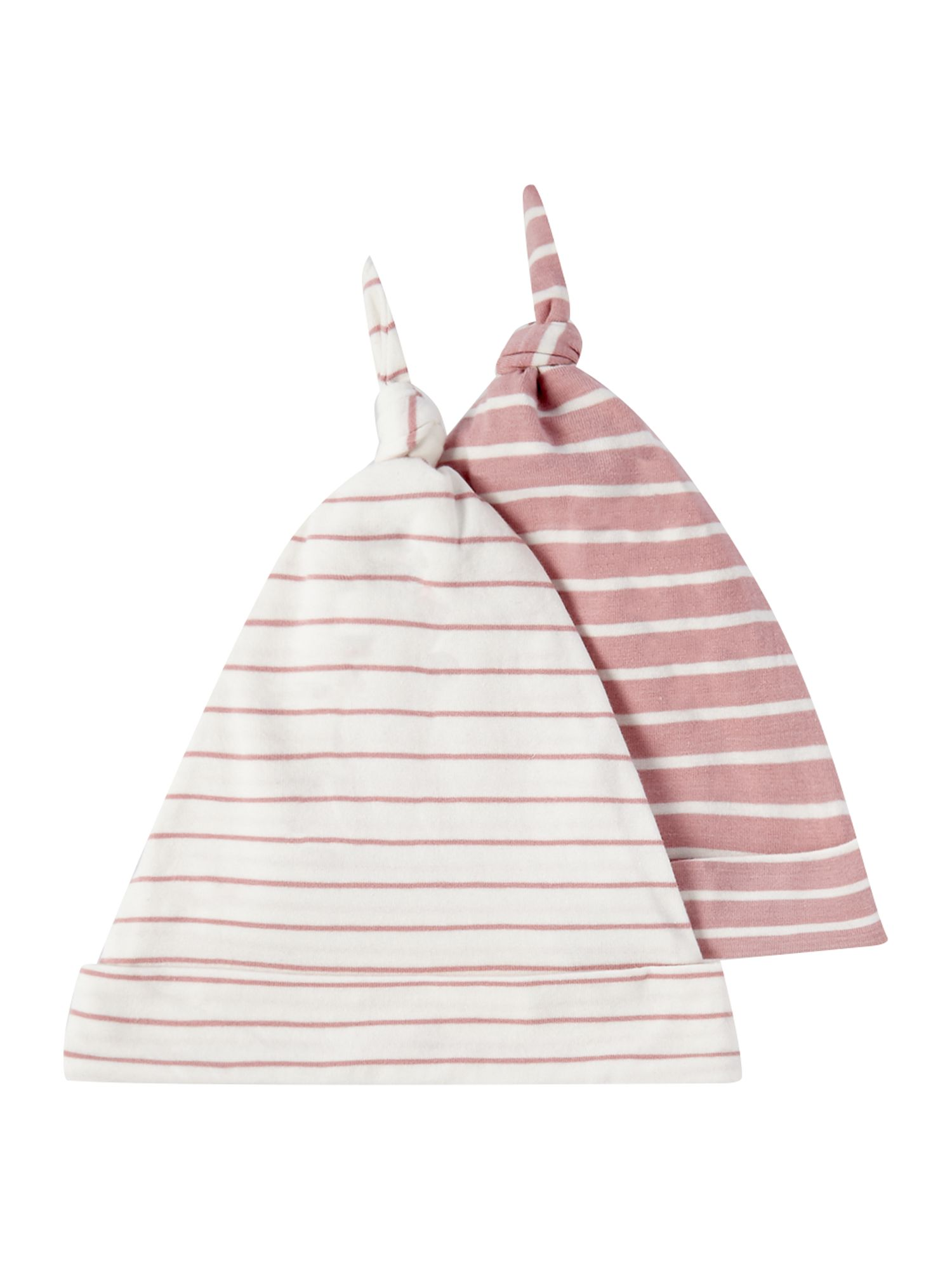 Name it name it Babys 2 Pack Hat, Pink