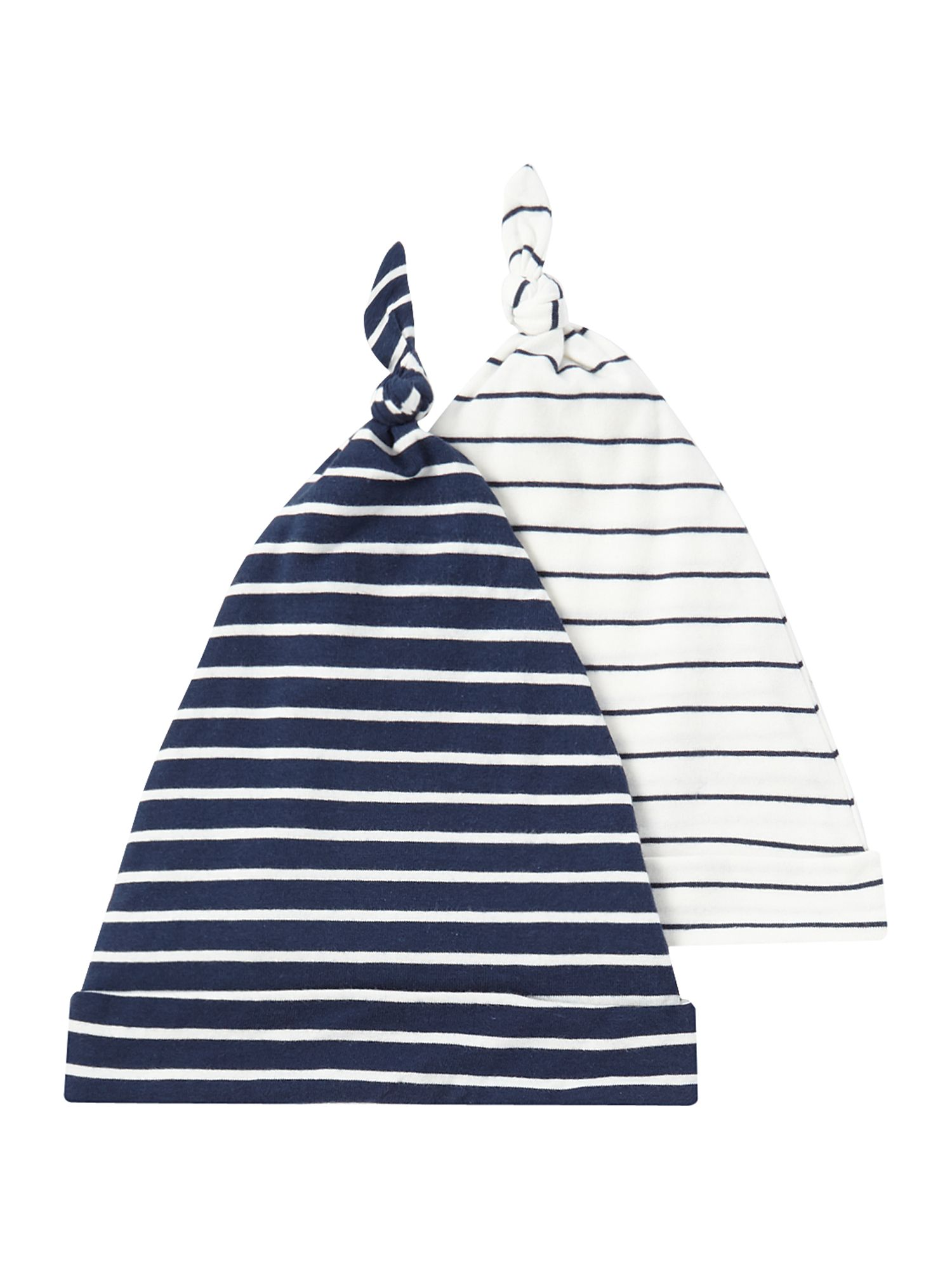 Name it name it Babys 2 Pack Hat, Navy