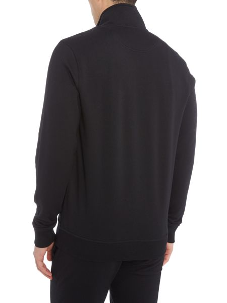 Michael Kors Fleece lined zip through sweat top