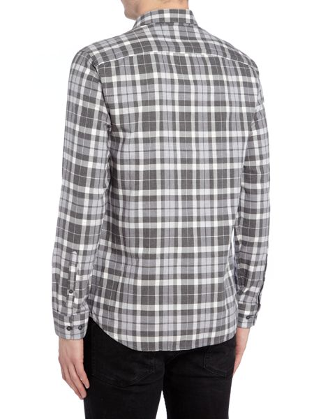 Selected Homme Check Long Sleeve Shirt