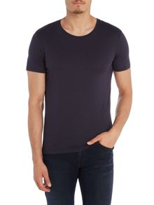 Selected Homme Plain Crew Neck T-shirt