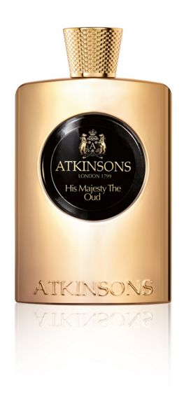Atkinsons His Majesty the Oud Eau de Parfum 100ml