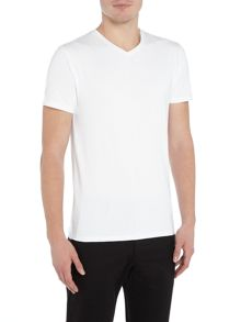Selected Homme Plain V-Neck T-shirt