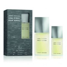 Issey Miyake L`Eau d`Issey Homme 125ml Gift Set