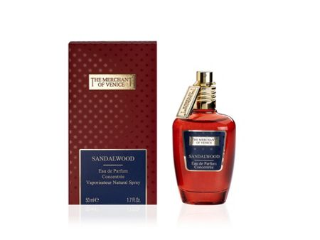The Merchant Of Venice Sandalwood Eau De Parfum 50ml