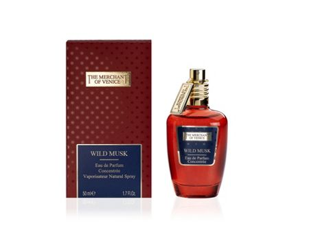 The Merchant Of Venice Wild Musk Eau De Parfum Concentree 50ml