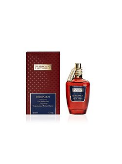 Bergamot Eau De Parfum Concentree 50ml