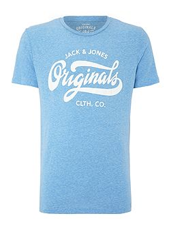 Originals Melange Logo T-shirt