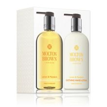 Molton Brown Lemon & Mandarin Hand Care Set