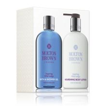 Molton Brown Inspiring Wild Indigo Bath & Body Set