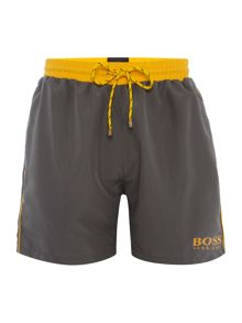 Hugo Boss Starfish Contrast Waistband Shorts