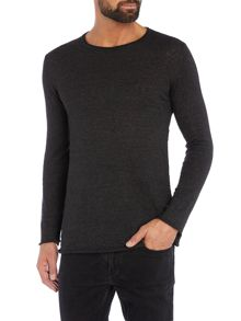 Diesel K-Tiger solid alpaca mix jumper