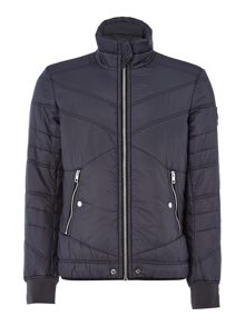 Diesel W-Generic Thinsulate padded zip through jacket