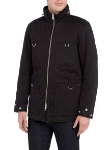 Diesel W-Frozen 4 pocket cotton field jacket