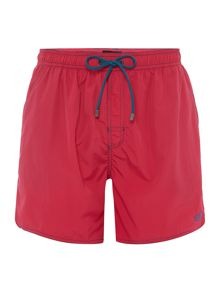 Hugo Boss Lobster Shorter Length Swim Shorts