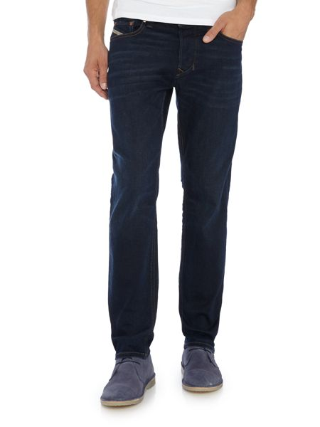 Diesel Larkee-Beex 857Z regular tapered dark wash jeans