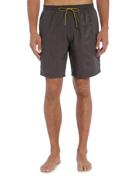 Hugo Boss Orca Longer Length Side Logo Shorts