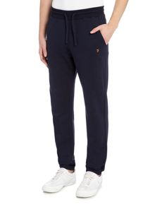 Farah Jayston elasticated cufffed tracksuit bottoms