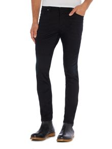 Diesel Tepphar 677M carrot stretch fit indigo jeans